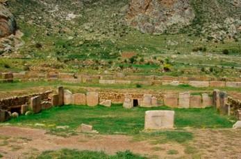 Complejo arqueológico de Kalasaya Pucara
